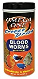 Omega One Freeze Dried Blood Worms Guppy Care