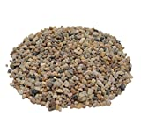 CNZ Aquarium Natural River Gravel (10-Pound)