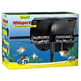 Tetra Whisper EX 70 Filter For 45 To 70 Gallon aquariums, Silent Multi-Stage Filtration