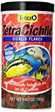 Tetra USA Tetra Cichlid Flakes Food -- 5.65 oz.
