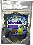 Invert Aquatics Micro Mix - Sinking Blended Diet for Snails, Shrimp & Bottom Feeding Fish