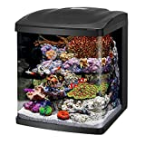 Coralife Fish Tank LED BioCube Aquarium Starter Kit